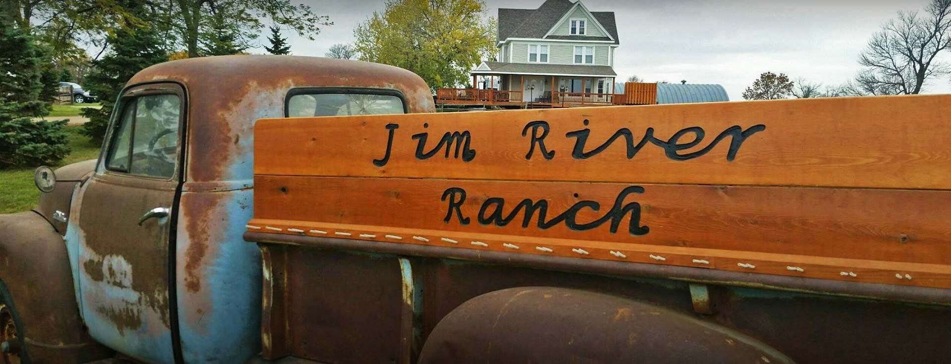 About Jim River Ranch